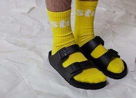 Sandály a pantofle