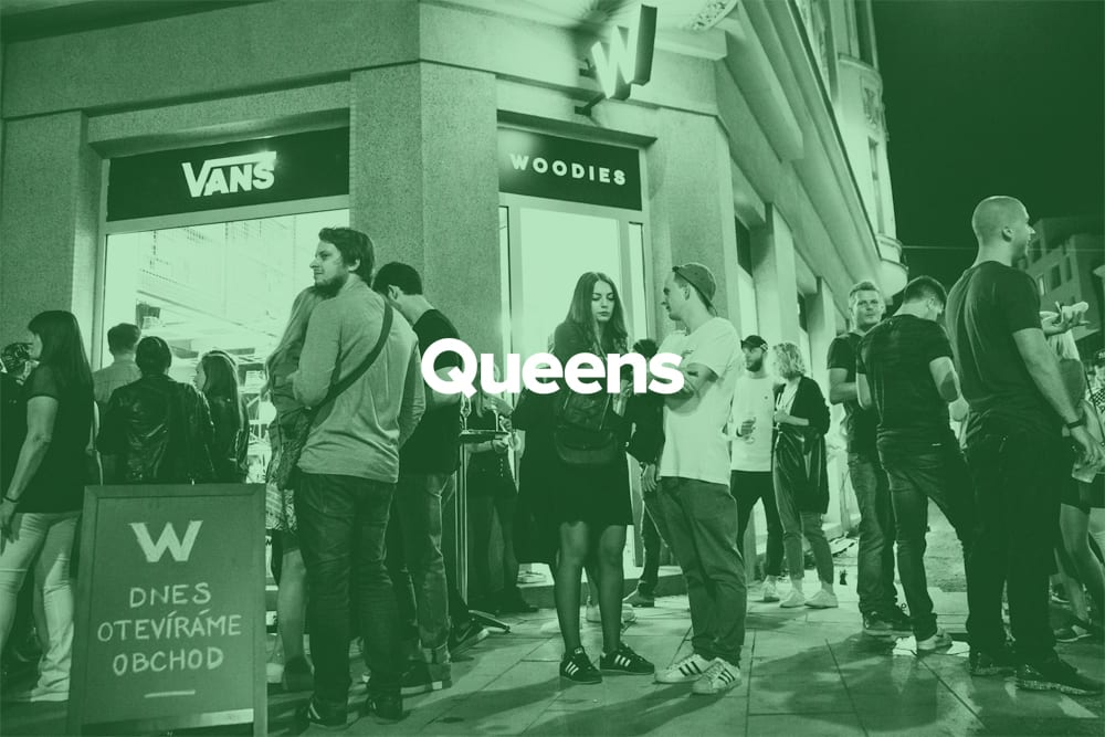 První akvizice roku 2017. Queens kupuje Woodies.