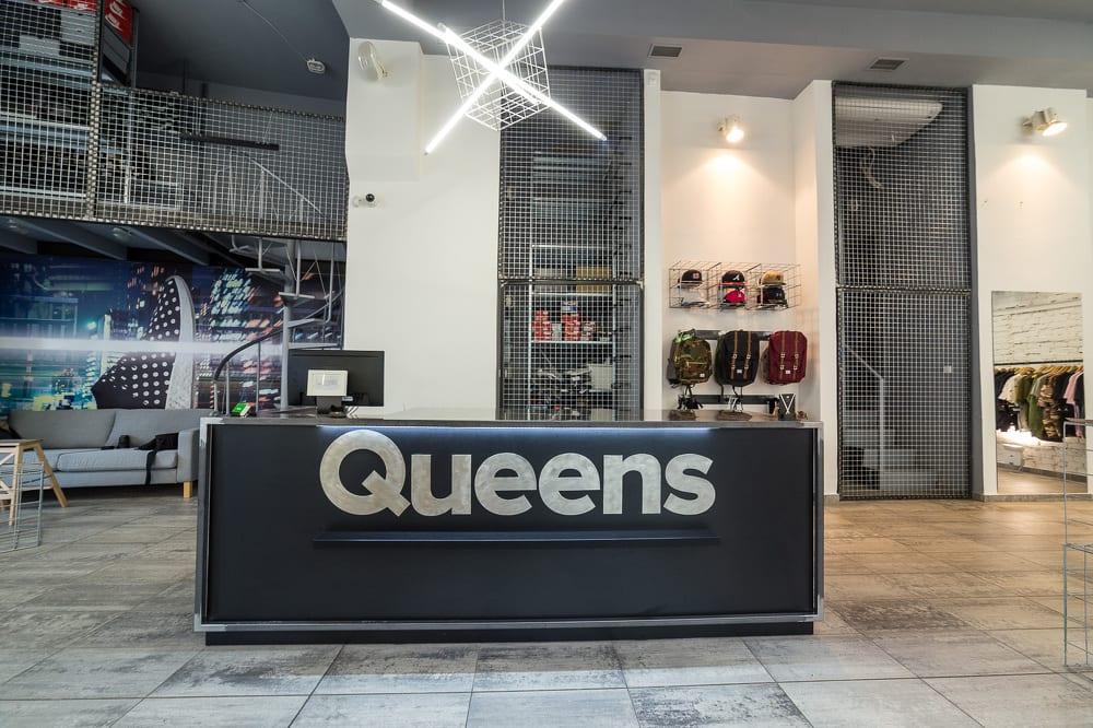 Otevíráme novou ostravskou prodejnu Queens